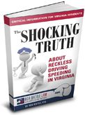 The Shocking Truth About Reckless Driving Speeding in Virginia